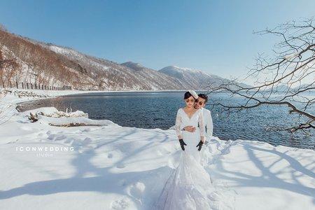 海外婚紗-北海道-御雲(上集)