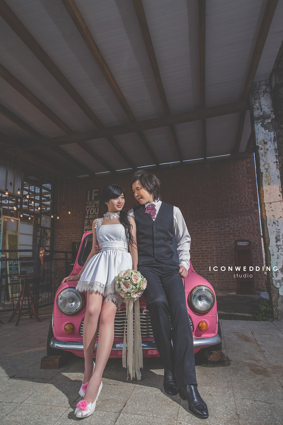 AD7X7234 - 愛情符號 ‧ 玩拍婚紗 ‧ 海外婚紗 - 結婚吧