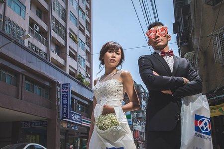幸福婚紗-文惠