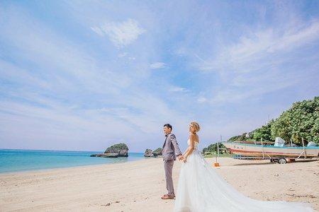 海外婚紗沖繩-joan