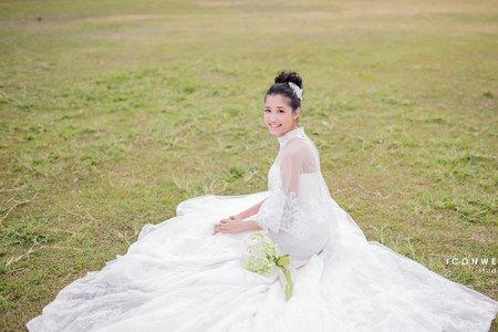 愛情符號婚紗-彥吟