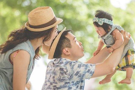 沖繩海外全家福-珮甄