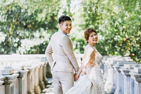 拍婚紗+新娘秘書+婚禮攝影 $78800