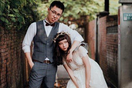 白宮婚紗|個性