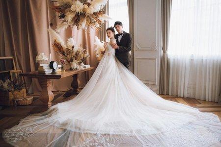 白宮婚紗|個性雜誌