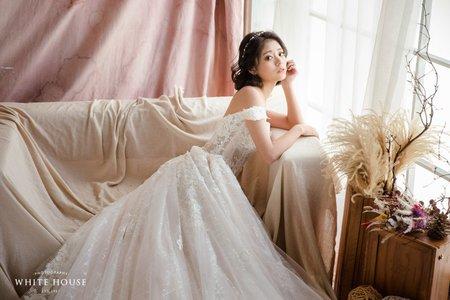 白宮婚紗|韓式婚紗