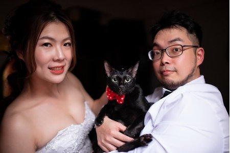 黑貓老師 軒翎&宇滿婚禮記錄