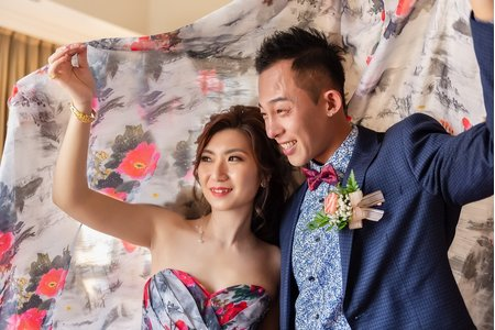 宇鴻&子雯婚禮記錄