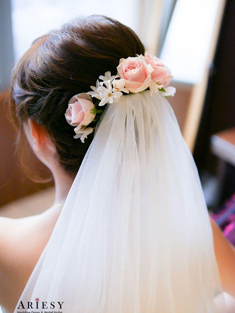 Ariesy - 愛瑞思新娘秘書造型團隊《結婚吧》