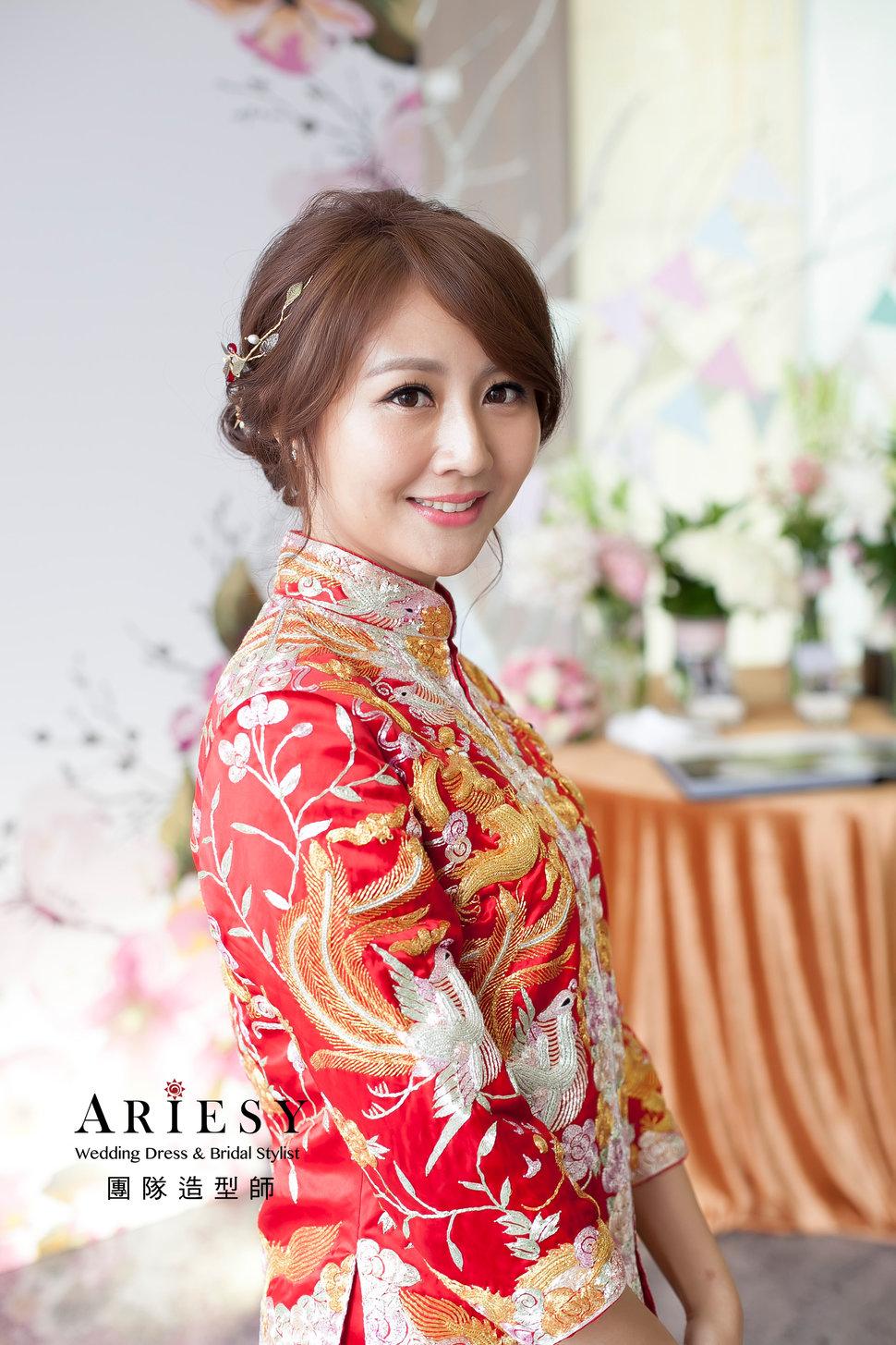 Hanya - 愛瑞思新娘秘書造型團隊《結婚吧》