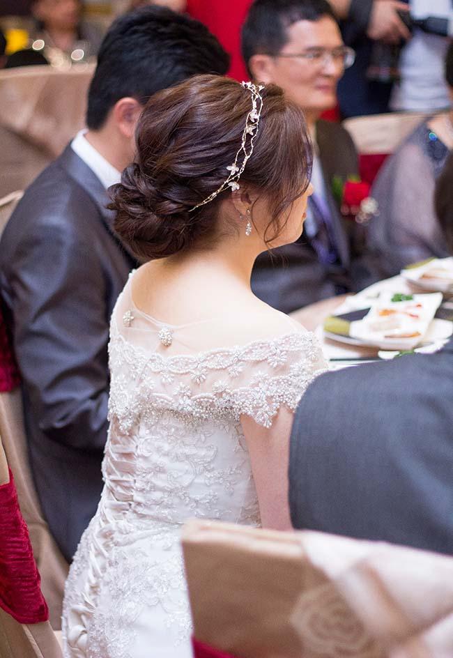 Debbie - 愛瑞思新娘秘書造型團隊《結婚吧》