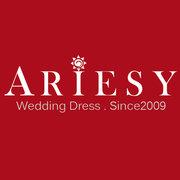 愛瑞思品牌訂製手工婚紗!