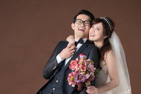 韓系簡約路線白紗
