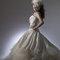 華麗宮廷白色婚紗禮服造型(編號:374050)