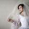 華麗宮廷白色婚紗禮服造型(編號:374060)