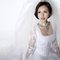華麗宮廷白色婚紗禮服造型(編號:374061)
