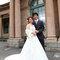 銘峯&小培 自助婚紗 婚紗外拍  新娘秘書  化妝彩妝整體造型(編號:374280)