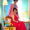 銘峯&小培 自助婚紗 婚紗外拍  新娘秘書  化妝彩妝整體造型(編號:374288)