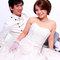 銘峯&小培 自助婚紗 婚紗外拍  新娘秘書  化妝彩妝整體造型(編號:374301)