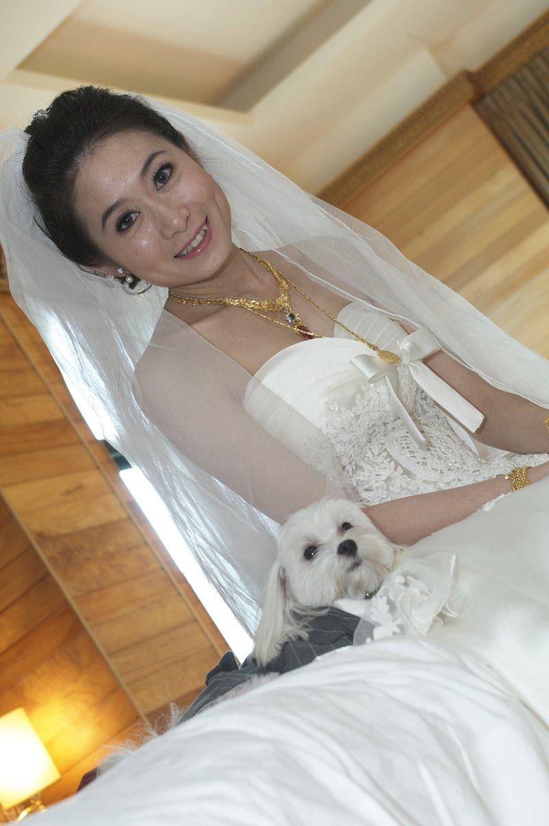 新娘秘書/婚紗外拍攝影/主題婚紗作品