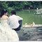 美國紐約海外婚紗~憶婷 & 殷豪~自助婚紗 婚紗外拍 新娘秘書 化妝彩妝整體造型(編號:376606)