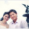 美國紐約海外婚紗~憶婷 & 殷豪~自助婚紗 婚紗外拍 新娘秘書 化妝彩妝整體造型(編號:376611)