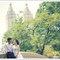 美國紐約海外婚紗~憶婷 & 殷豪~自助婚紗 婚紗外拍 新娘秘書 化妝彩妝整體造型(編號:376612)