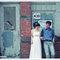 美國紐約海外婚紗~憶婷 & 殷豪~自助婚紗 婚紗外拍 新娘秘書 化妝彩妝整體造型(編號:376622)