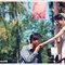 美國紐約海外婚紗~憶婷 & 殷豪~自助婚紗 婚紗外拍 新娘秘書 化妝彩妝整體造型(編號:376630)