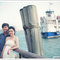 美國紐約海外婚紗~憶婷 & 殷豪~自助婚紗 婚紗外拍 新娘秘書 化妝彩妝整體造型(編號:376652)