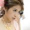 甜美時尚羅莉塔風 新娘婚紗造型(編號:509470)