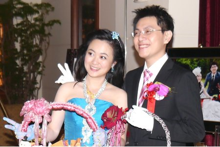 浪漫小清新風格 新娘婚紗造型