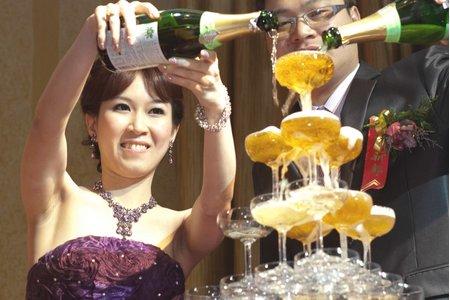 高雅氣質 新娘造型