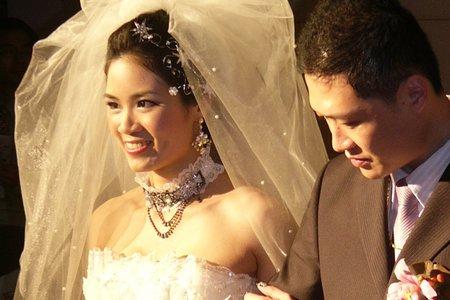 華麗貴族風格 婚紗造型 台北新娘秘書