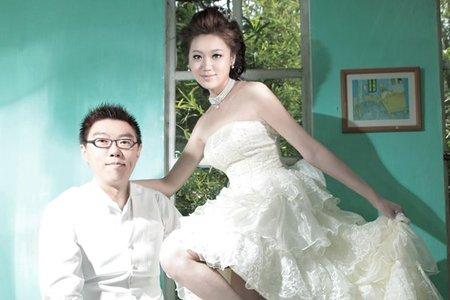 優雅自然風 自助婚紗 婚紗外拍 主題婚紗 創意婚紗