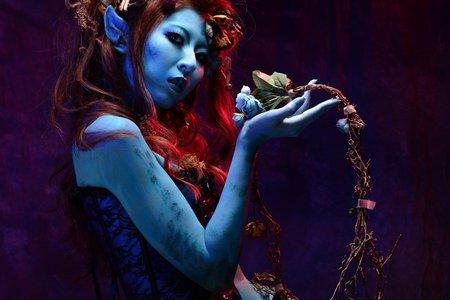 Dark bride 暗黑婚紗~暗黑歌德蘿莉塔~妖