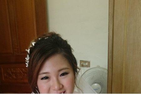 婚禮造型2