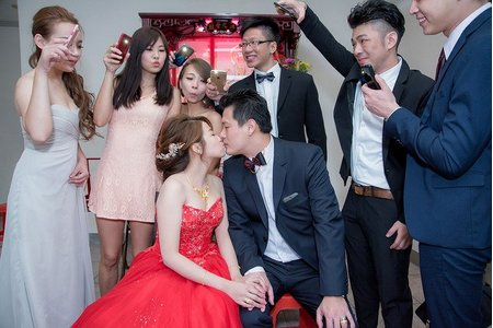 台北訂結晚宴|榮華&泓儒婚禮紀錄精華