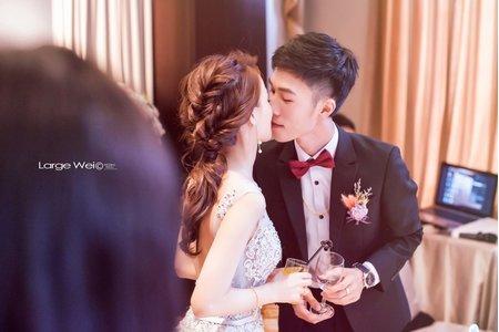 桃園大溪文定午宴|冠霖&雅筑婚禮紀錄精華