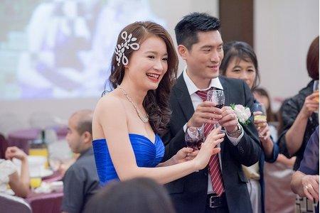 台北晶宴訂結午宴 俊龍&可姍婚禮紀錄精華