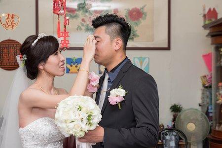 南投慶滿樓結婚午宴 柏愷&敏蒂婚禮紀錄精華