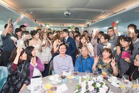 高雄福華大飯店 千晟&蔚齡婚禮紀錄