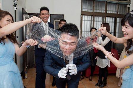 人嘉&佳玲訂結午宴婚禮紀錄
