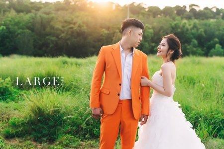 自主婚紗|SHANA CHEN