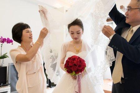 家祥&竹恩訂結儀式婚禮紀錄