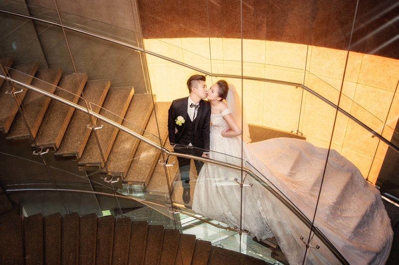 婚禮攝影紀錄拍+錄作品