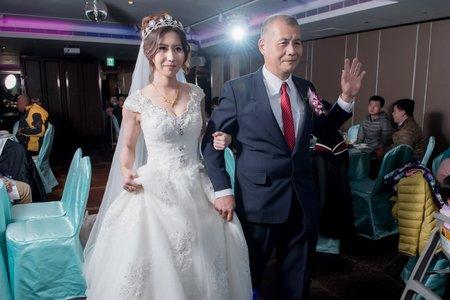 鴻毅&雅雲結婚午宴婚禮紀錄精選