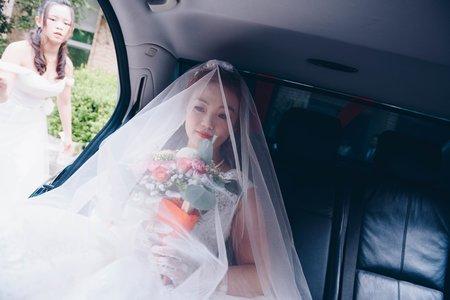 靖棠&依恬訂結晚宴婚禮紀錄