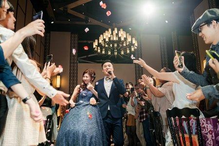 百揚&伃萱單晚宴宴客婚禮紀錄