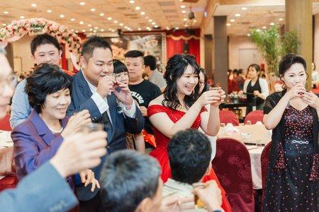 名倫&淑青單晚宴婚禮紀錄